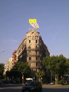 Diagonal, #Barcelona #Mussol