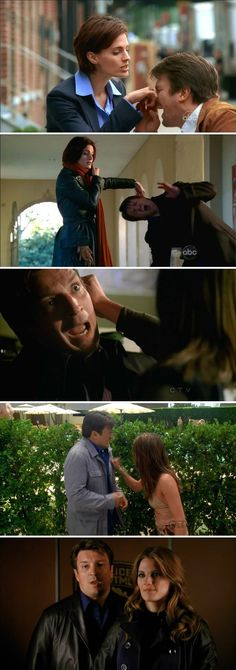 Castle and Beckett!