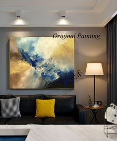 Large Abstract Oil Painting Texture Painting Large Wall Decor Modern Art Original Painting Abstract Painting On Canvas by Julia Kotenko by JuliaKotenkoArt on Etsy