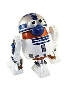 Mr. Potato Head R2-D2