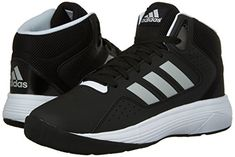 size 40 b4a8e 1d1a0 adidas NEO Men s Cloudfoam Ilation Mid Basketball Shoe,Black Metallic M US  Apparel Accessories Shoes Athletic Shoes Sneakers