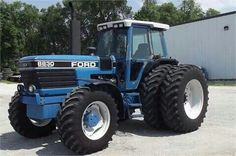FORD 8830 FWD