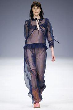 Poustovit Ukraine Fall 2016 Fashion Show