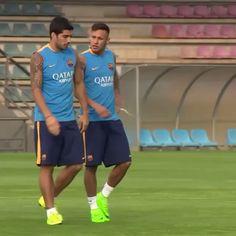 Instagram Fc Barcelona Neymar, Barcelona Football, Neymar Jr, Best Player, Im In Love, Football Team, Two By Two, Soccer, Husband