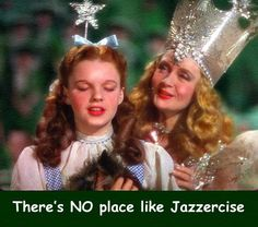 There's no place like Jazzercise