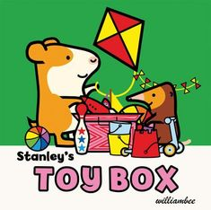 Cover image for Stanley's toy box