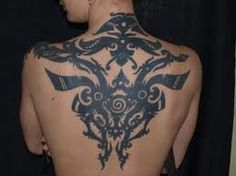 Dayak tattoo #borneo #tattoos