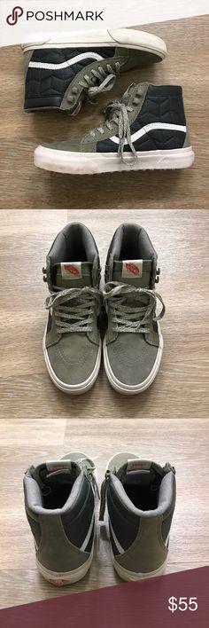 VANS Mountain Edition Hightop Sneakers Van ShoesFree GiftsShoes