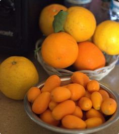 appelsiinejahunajaa: Kumkvatti-sitruskakku