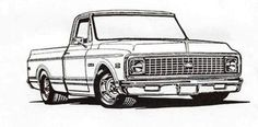 Retro Truck Parts-Your Online Source for Chevrolet Pickup and El Camino Parts and Accessories! - Chevrolet Pickup Blazer Suburban Parts and Accessories 72 Chevy Truck, Vintage Chevy Trucks, Classic Chevy Trucks, Chevy C10, Chevy Pickups, Truck Rims, Chevrolet Chevelle, Cool Trucks, Big Trucks