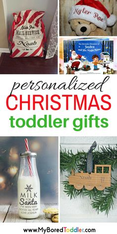 gift ideas for personalized christmas gift for toddlers toddlers toddlergifts toddlerchristmas baby