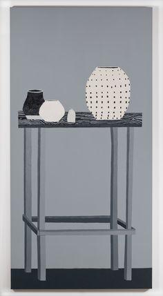 Jonas Wood - untitled