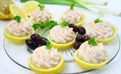 Salata de icre/ Tarama salad