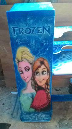 airbrush Frozen