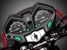 Honda lança nova CB 125F