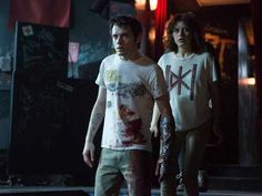 In the market for a taut lock-roomed thriller with a punk-rock soundtrack? Fresh from a festival run, Green Room is now out in select theaters. Anton Yelchin, Patrick Stewart, and Arrested Development's Alia Shawkat star in director Jeremy… Best Action Movies, The Best Films, Great Films, Good Movies, 2016 Movies, Amazing Movies, Netflix Movies, Isabelle Huppert, Patrick Stewart
