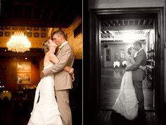Christine & Ross « Simple Color | Alabama Wedding Photography