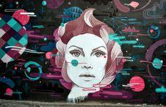 Os grafites da Di Couto