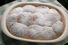 Buchteln mit Marmeladenfüllung (Rezept mit Bild) von fruchttiger | Chefkoch.de