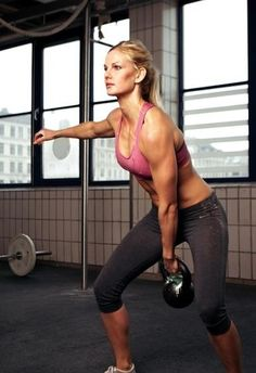 Find your strength through weight training!