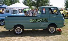 Dodge A100 Pickup Truck by coconv