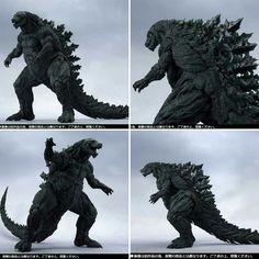 SH Monstersarts Godzilla (2017).