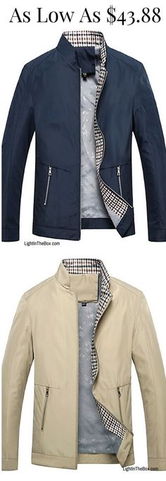 7a3ad8822b1f Best Leather Men s Summer Jackets Military Coats For Men