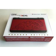 Pokemon Center 2014 New Nintendo 3DS Special Groudon Game System (Japanese Edition)