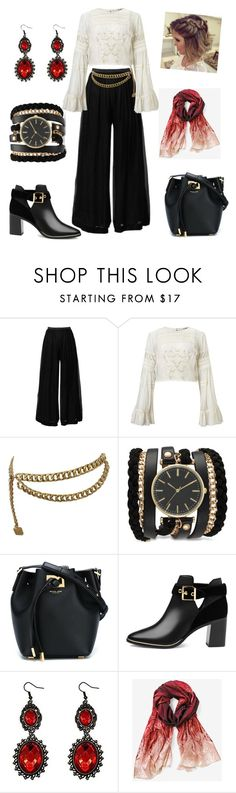 """""""Rock the Vote !!"""" by martha-d-bailey ❤ liked on Polyvore featuring Valentino, Miss Selfridge, Chanel, ZALORA, Michael Kors, Ted Baker and White House Black Market"""