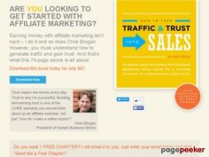 nice How to Turn Traffic and Trust into Sales By Nick Reese & Chris Brogan
