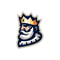 Set of 16 logos / avatars / mascots / illustrations for Xbox live portal Logo Esport, Logo Branding, Renard Logo, Graffiti, Sports Decals, King Design, Sports Team Logos, Logo Face, Esports Logo