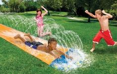10 juegos de agua sÚper divertidos para niños (al aire libre)                                                                                                                                                                                 Más
