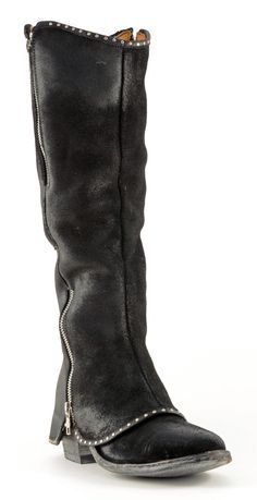 Womens Old Gringo Josefa Boots Black Style L1264-2 | Old Gringo | Allens Boots