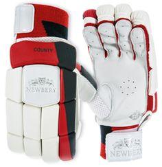 Newbery County Cricket Batting Gloves