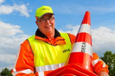 DEGA infra | Totaalontzorging in veiligheid en doorstroming op de weg.