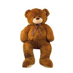 XXL Teddybär Kuschelbär Plüschbär Kuscheltier Stofftier 220cm Teddy XL Geschenk