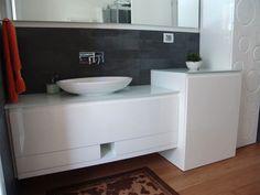 50 Idee Di Mobili Bagno Con Lavatrice Image Gallery Con Mobile Bagno Con  Lavatrice Ikea E