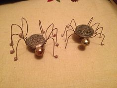 Button spiders