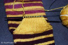 Knitted Hats, Socks, Knitting, Accessories, Fashion, Moda, Tricot, Knit Caps, Breien