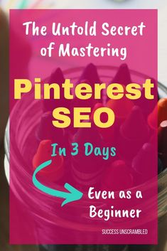 Wowza!! There are so many things happening on Pinterest that it can seem so overwhelming.  I found this amazing resource that helps me find the best Pinterest keywords as well as teach me how to find Pinterest keywords, even to top Pinterest searches. #pinterestseo #pinterestkeywords #pinteresthashtags Make Money Blogging, Blogging Ideas, Earn Money, Blog Writing Tips, Blog Planning, Pinterest For Business, Business Marketing, Content Marketing, Affiliate Marketing