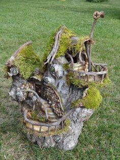 The Fairy Ellsworth home  by Jon Neill