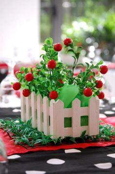 ladybug birthday party ideas