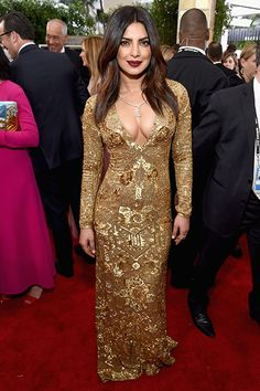See all of the amazing styles donned by Hollywood's A-listers at the Jan. 8 awards show.