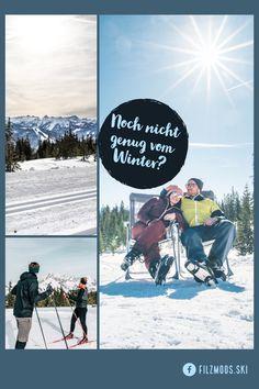 Der Winter ist wie im Nu an dir vorbei gezogen und du wolltest eigentlich viel öfter eine Auszeit in der weißen Naturlandschaft nehmen? Kein Problem – im idyllischen Bergdorf Filzmoos gibt es noch jede Menge Schnee!