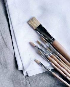 b r u s h / c r u s h  #brushes #paintbrushes #wood #art #paint #creat #white #beige #photography #valokuvaus #sivellin #siveltimet… Journey 2, White Beige, Paint Brushes, Wood Art, Nude, Colour, Photography, Painting, Beauty