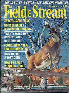 10 1970 Field Stream Magazine   eBay Hunting Magazines, Fishing Magazines, Wildlife Paintings, Wildlife Art, Outdoor Life Magazine, College Walls, Hunting Art, Outdoor Art, Tin Signs