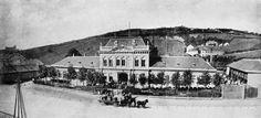 Palugyayov palác na Pražskej ul. Bratislava Slovakia, Old Photos, Nostalgia, Louvre, Street View, Times, Dom, Travel, Inspiration