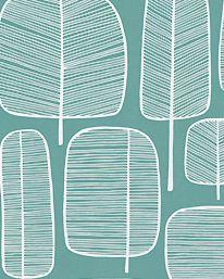 Little Trees Aquamarine fra MissPrint Fra bra svensk nettside med mye utvalg