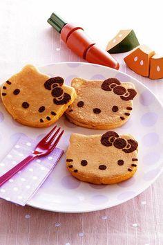 Los lunes pueden ser mejores con un desayuno cute como este