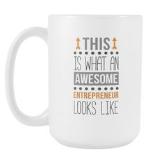 Show how much you love your profession with Awesome Entrepreneur T Shirt. Custom designs by TeeLime.com